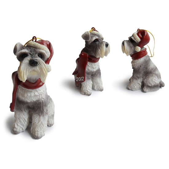 Custom Dog Christmas Ornaments