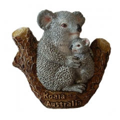 Koala fridge magnets