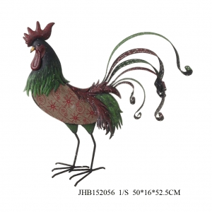 Metal Animal Decorations Chicken